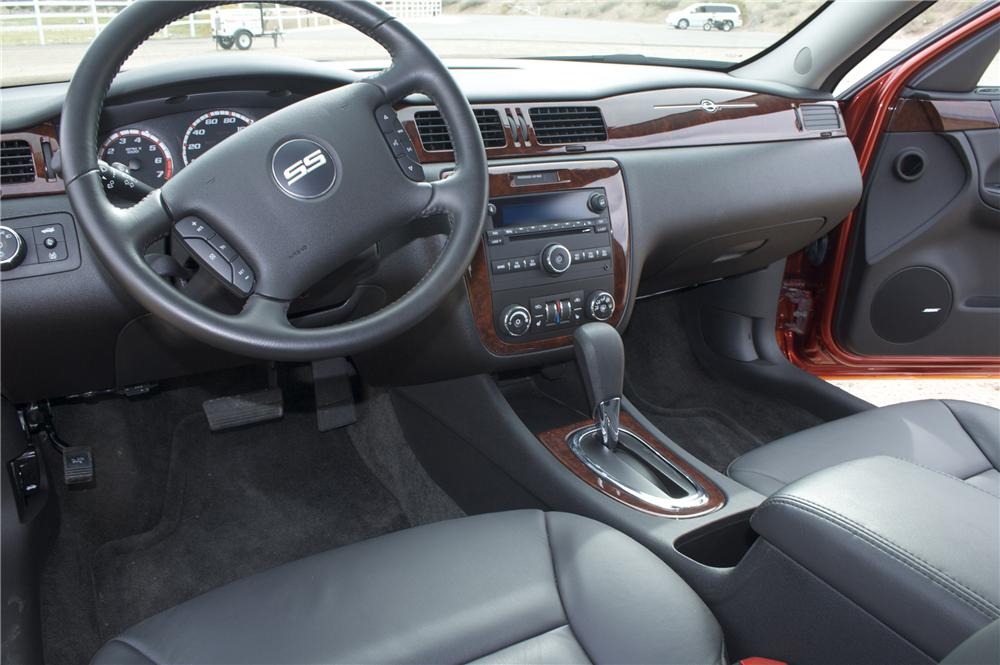 Marvelous ... 2007 CHEVROLET IMPALA SS ROCK AND ROLL PACE CAR   Interior   82842 ... Design