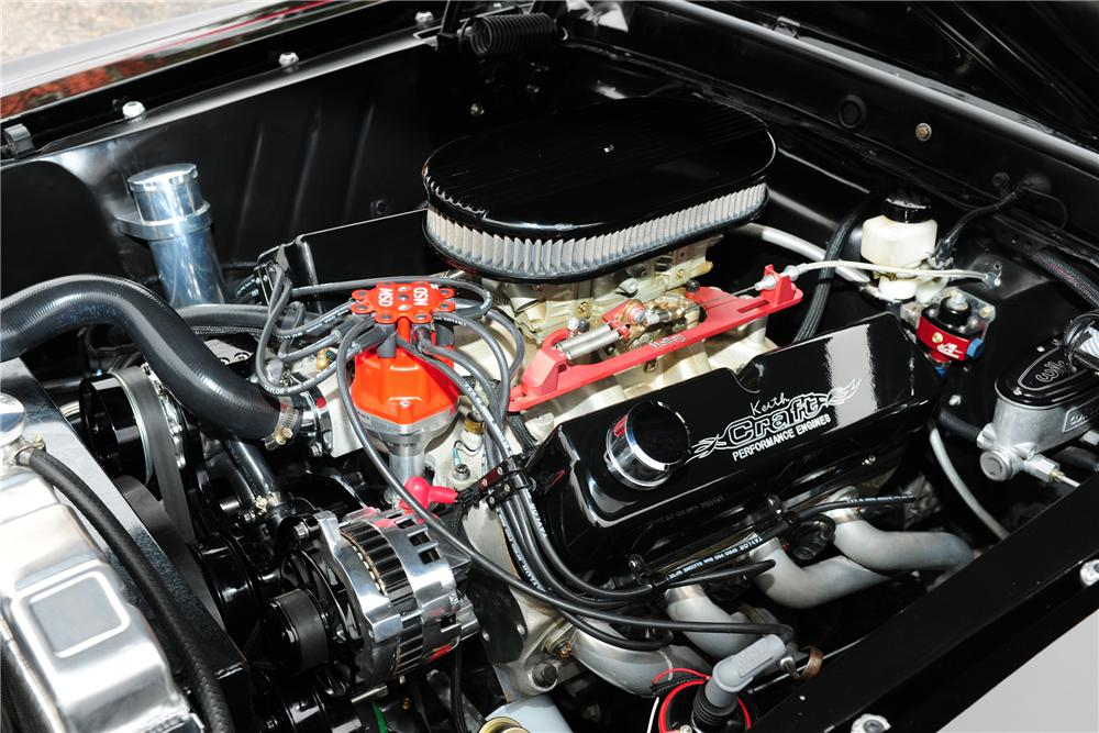 1969 FORD MUSTANG CUSTOM FASTBACK - Engine - 83233