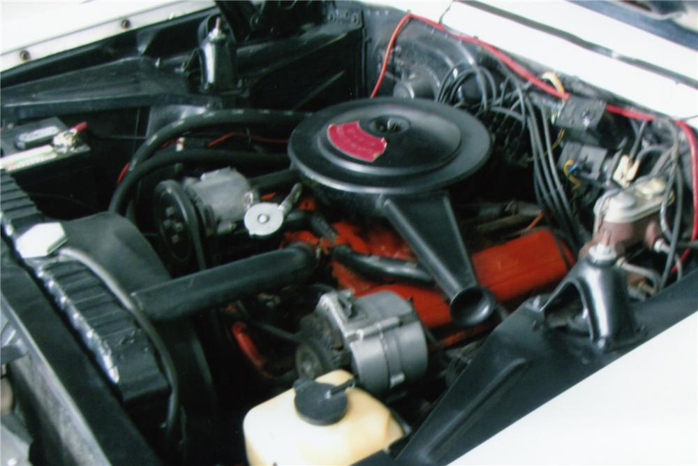 1967 CHEVROLET NOVA STATION WAGON - Engine - 88824