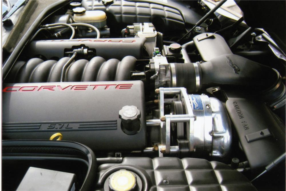 1998 CHEVROLET CORVETTE COUPE - Engine - 88825