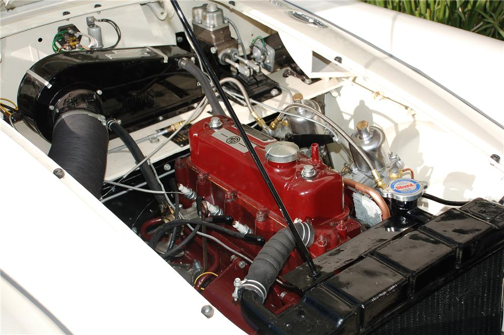 1960 MG A ROADSTER - Engine - 88833
