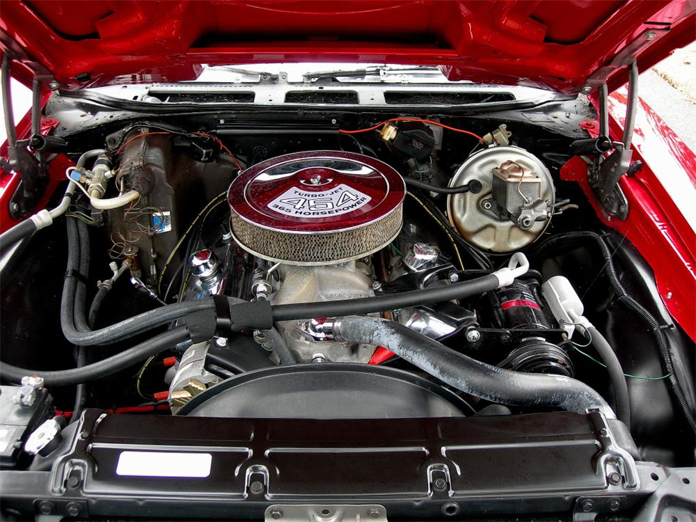 1972 CHEVROLET CHEVELLE SS 454 2 DOOR COUPE RE-CREATION - Engine - 88846