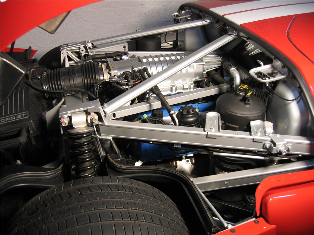 2005 FORD GT COUPE - Engine - 88900