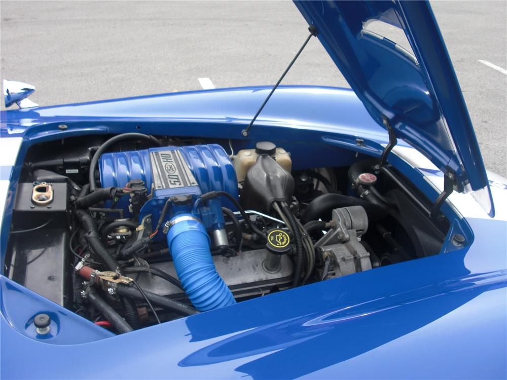 1993 CUSTOM COBRA ROADSTER RE-CREATION - Engine - 88914