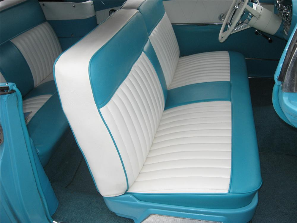 1958 EDSEL PACER CONVERTIBLE - Interior - 88922