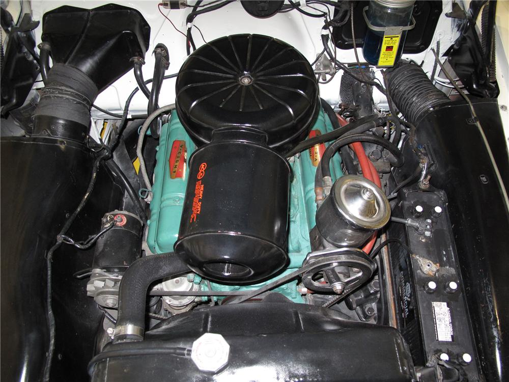 1953 BUICK SKYLARK CONVERTIBLE - Engine - 88924