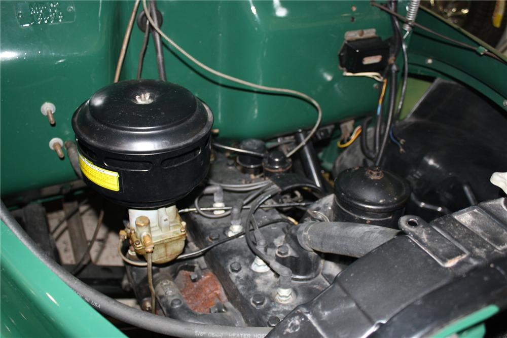 1947 STUDEBAKER M5 PICKUP - Engine - 88931