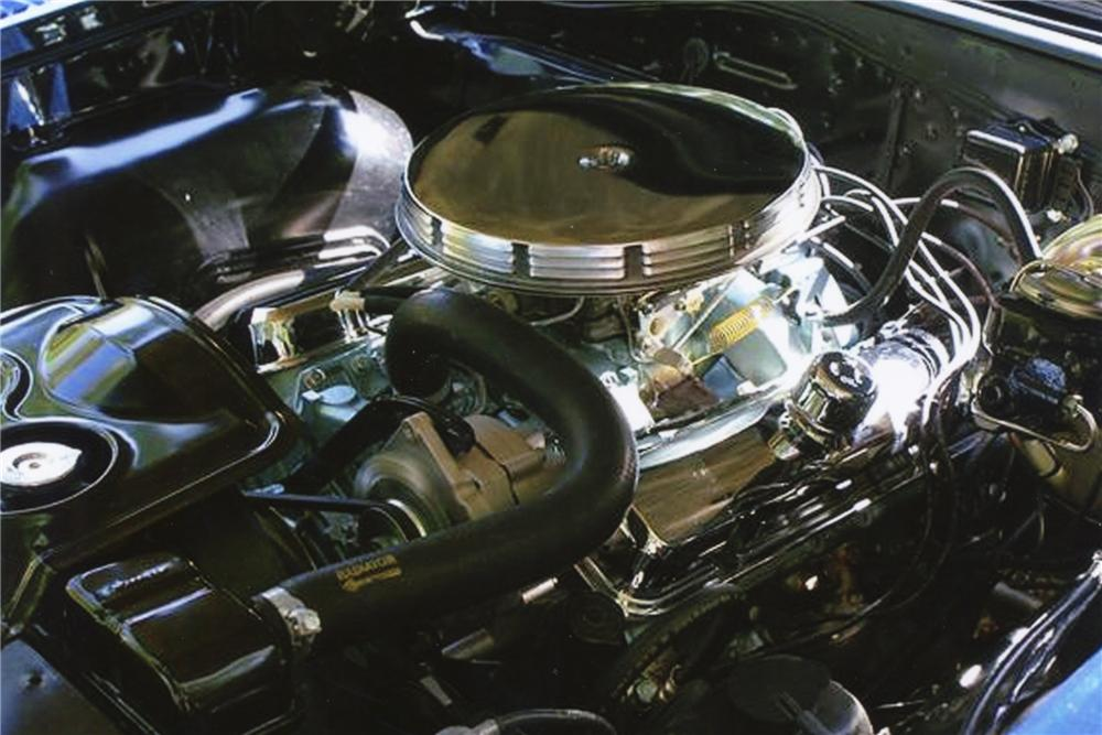 1967 PONTIAC GTO CONVERTIBLE - Engine - 88937