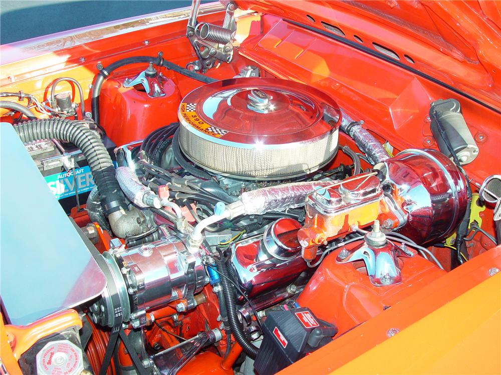 1968 FORD TORINO FASTBACK - Engine - 88948
