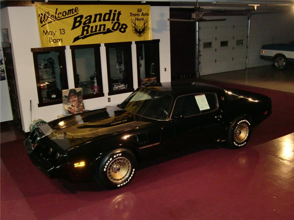 1981 PONTIAC TRANS AM 2 DOOR COUPE - Front 3/4 - 88980