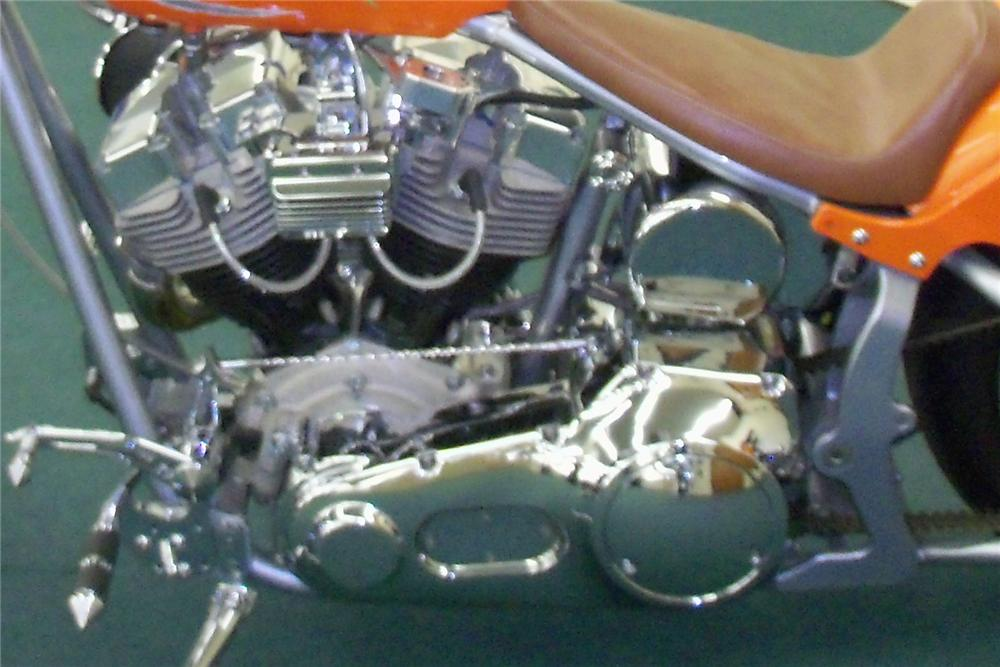 2003 CUSTOM MOTORCYCLE - Engine - 89001