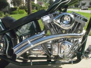 2005 CUSTOM CHOPPER - Engine - 89002