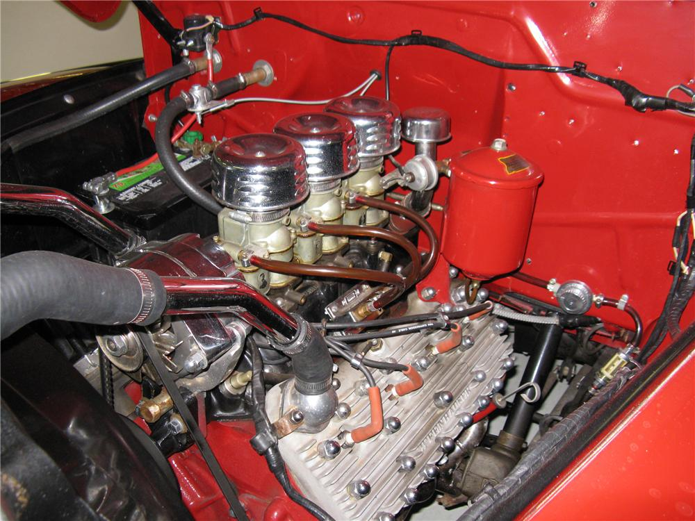 1948 FORD F-1 PICKUP - Engine - 89010