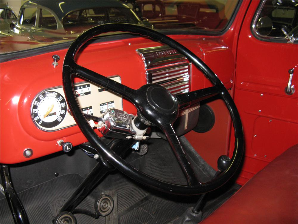 1948 FORD F-1 PICKUP - Interior - 89010
