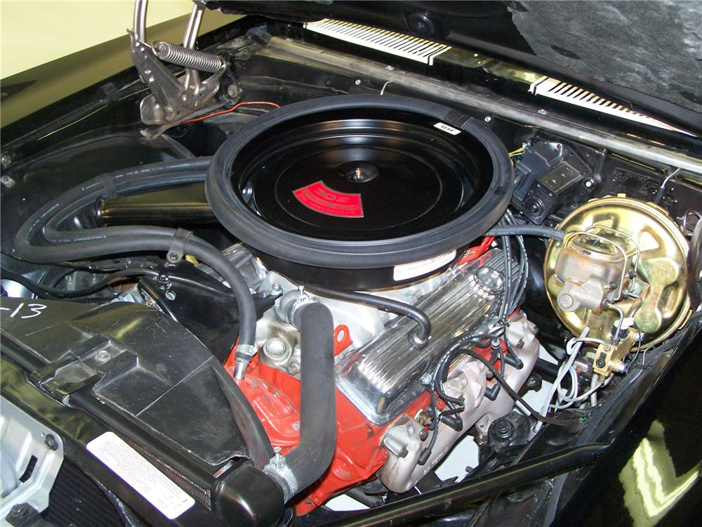 1969 CHEVROLET CAMARO Z/28 2 DOOR COUPE - Engine - 89011