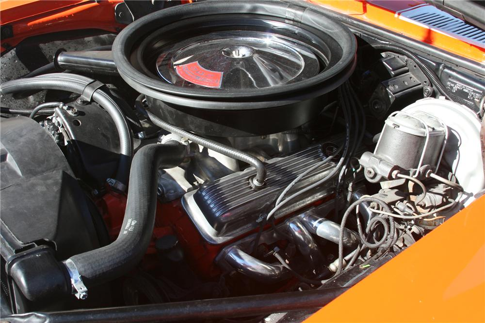 1969 CHEVROLET CAMARO Z/28 2 DOOR COUPE - Engine - 89054
