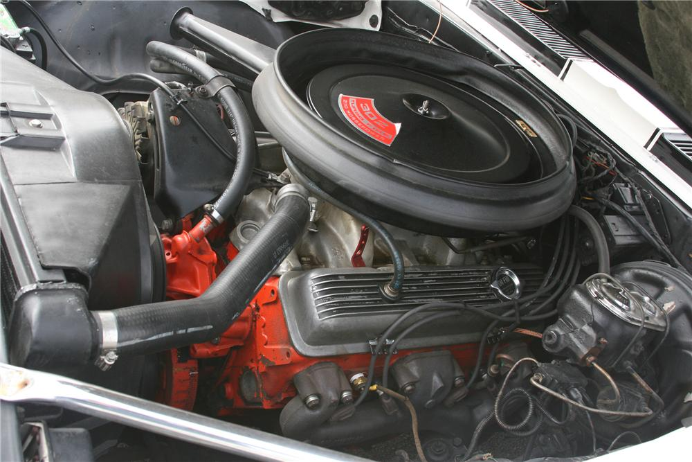 1969 CHEVROLET CAMARO Z/28 2 DOOR COUPE - Engine - 89055