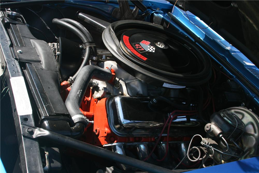 1969 CHEVROLET CAMARO YENKO RE-CREATION - Engine - 89057