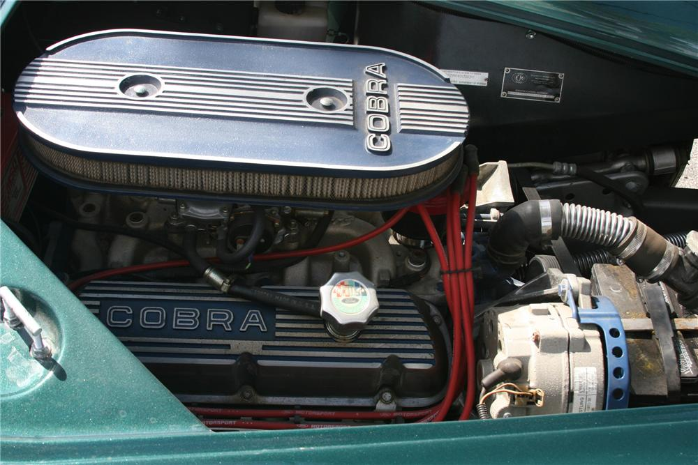 1966 SHELBY COBRA RE-CREATION ROADSTER - Engine - 89058