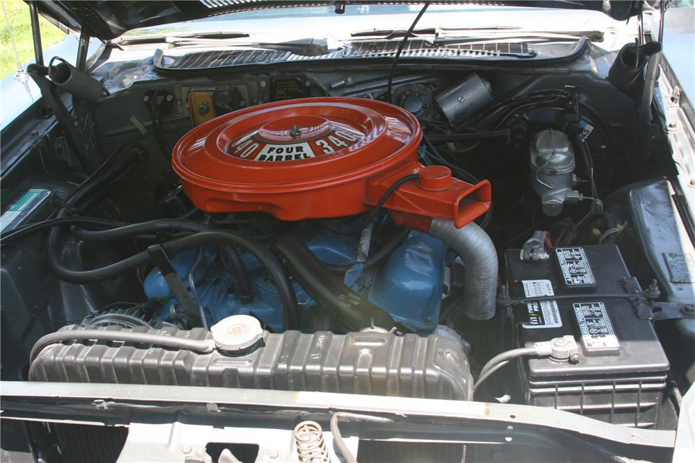 1973 DODGE CHALLENGER 2 DOOR COUPE - Engine - 89060