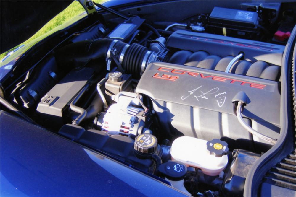 2007 CHEVROLET CORVETTE 2 DOOR COUPE - Engine - 89066
