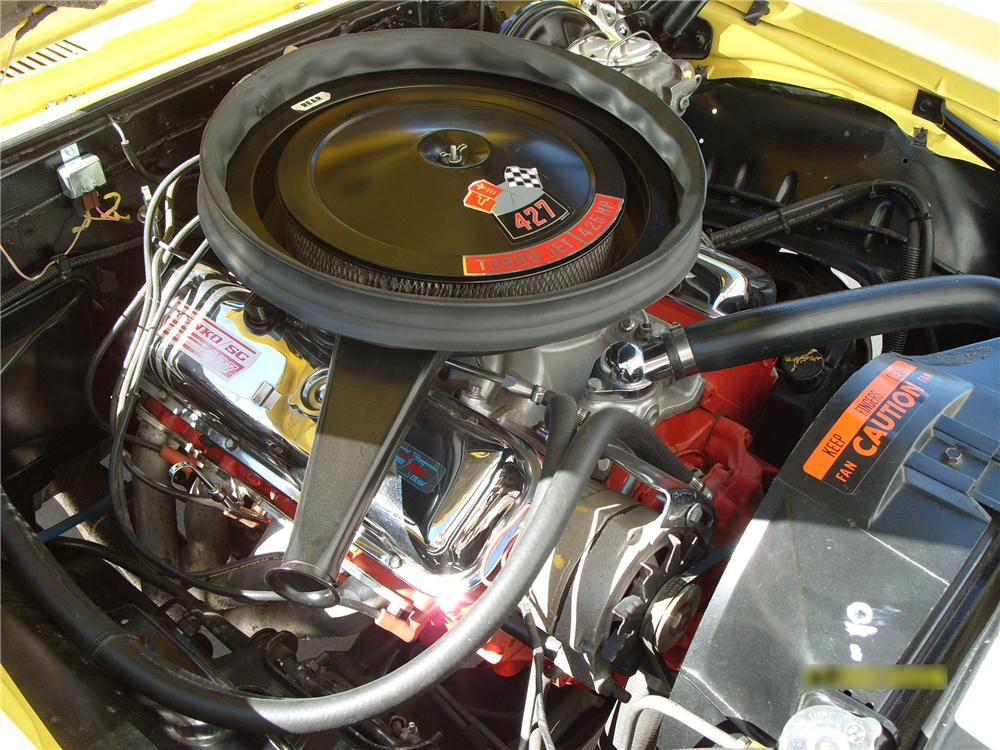 1969 CHEVROLET CAMARO YENKO RE-CREATION - Engine - 89081