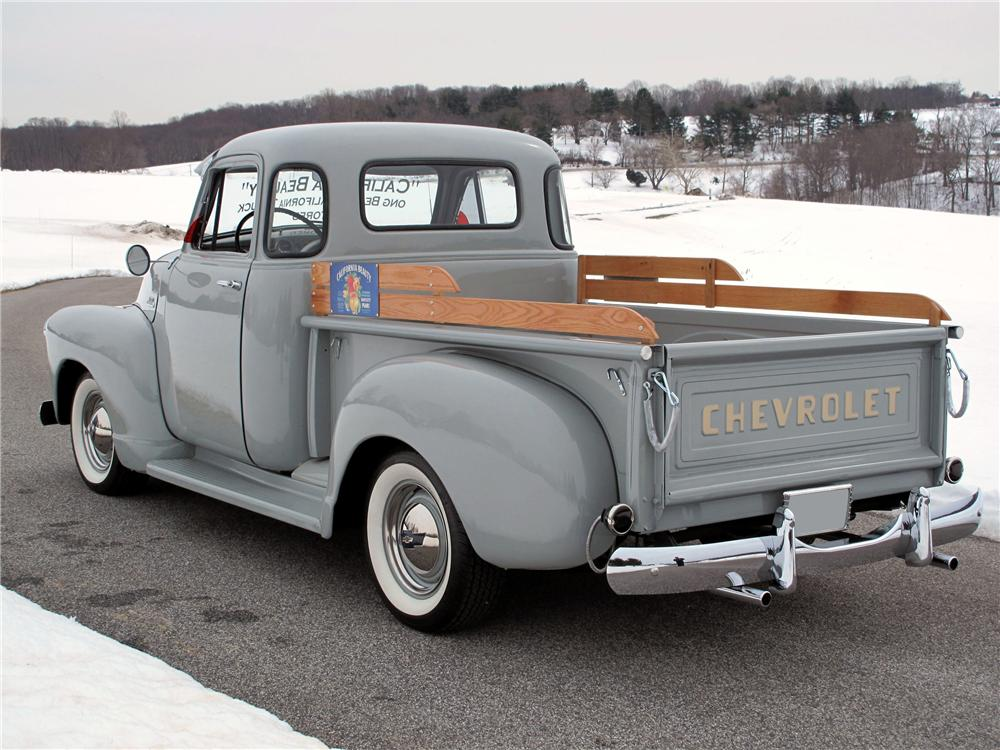 1954 chevrolet 3100 5 window pickup 89116