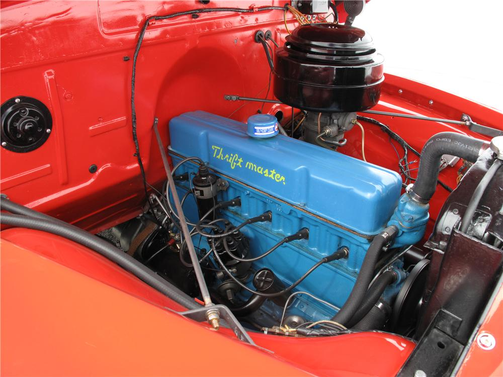 1952 CHEVROLET 3100 PICKUP - Engine - 89118
