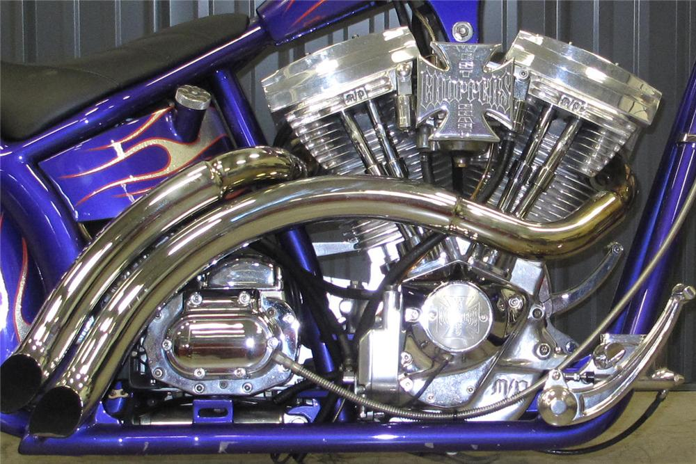 2000 CUSTOM CHOPPER   - Engine - 89125