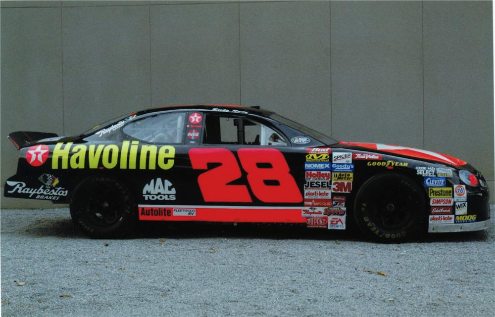 2000 FORD TAURUS WINSTON CUP RACECAR #28 - Front 3/4 - 89186