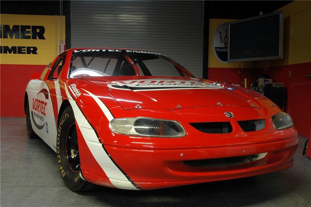 2000 HOLDEN RACE CAR - Front 3/4 - 89198