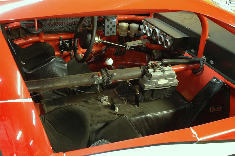 2000 HOLDEN RACE CAR - Interior - 89198