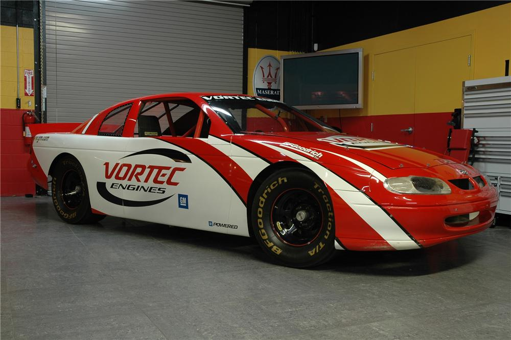 2000 HOLDEN RACE CAR - Side Profile - 89198