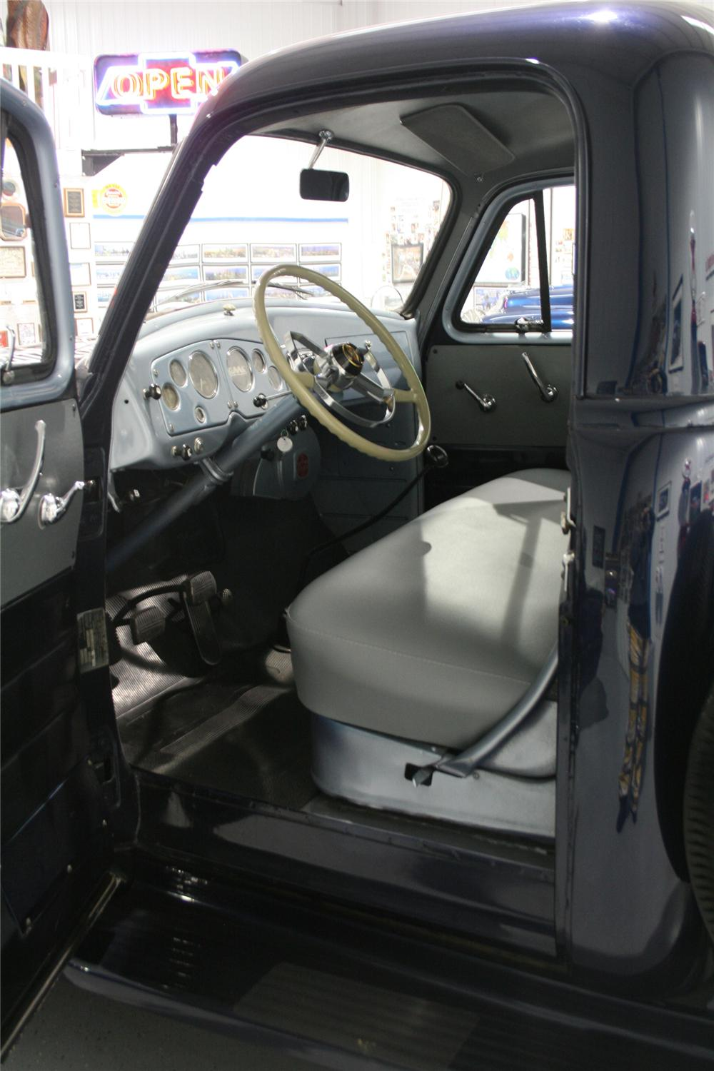 1954 GMC PICKUP - Interior - 89200