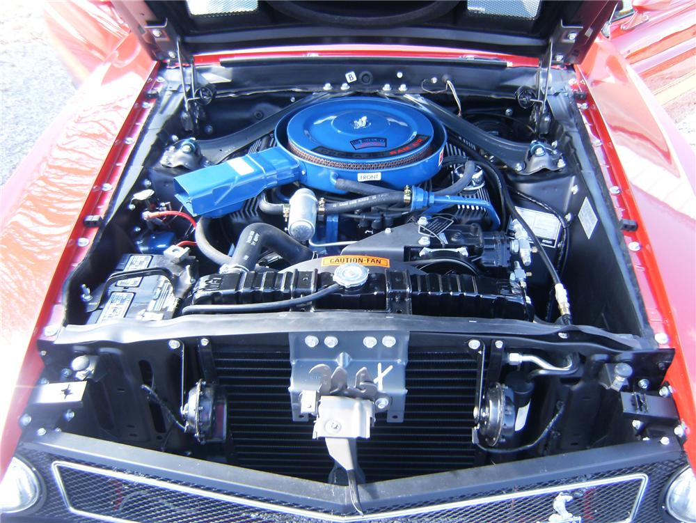 1969 SHELBY GT500 FASTBACK - Engine - 89233