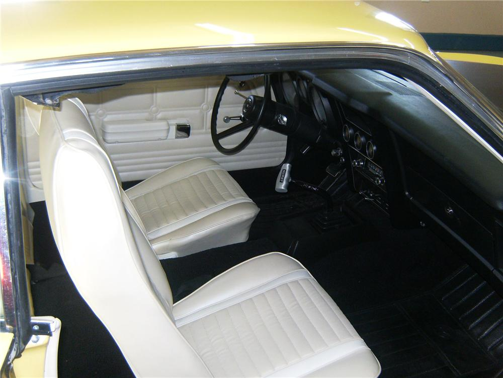 1971 FORD MUSTANG BOSS 351 FASTBACK - Interior - 89234