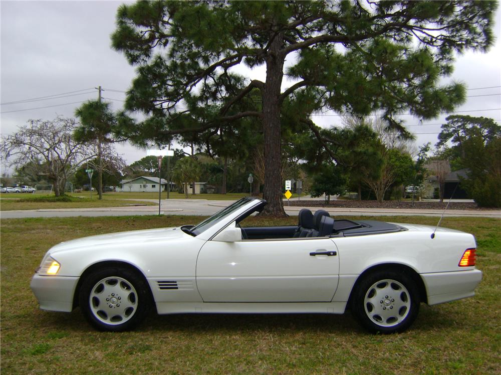 1995 Mercedes Benz 500sl 2 Door Convertible 89271