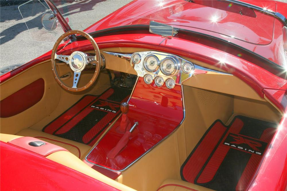 1965 COBRA CUSTOM ROADSTER - Interior - 89278
