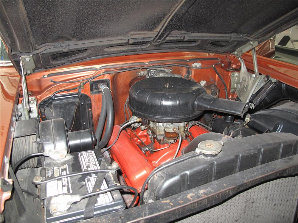 1957 CHEVROLET NOMAD WAGON - Engine - 89282