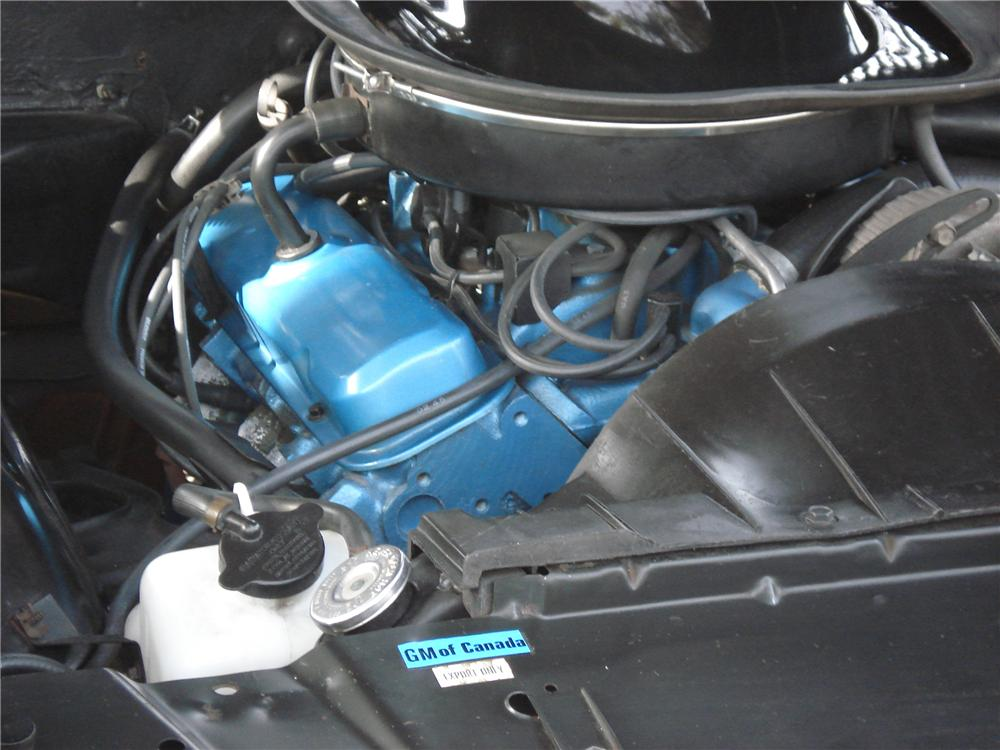 1976 PONTIAC TRANS AM 2 DOOR COUPE - Engine - 89291