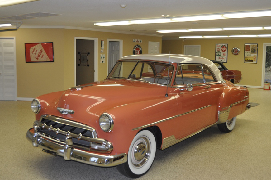 1952 CHEVROLET BEL AIR 2 DOOR HARDTOP - 89322
