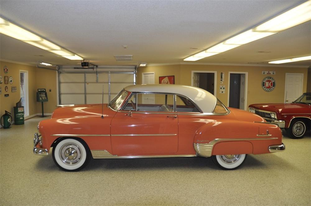 1952 chevrolet bel air 2 door hardtop 89322