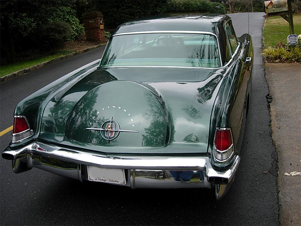 1956 Lincoln Continental Mark Ii 2 Door Hardtop 89324