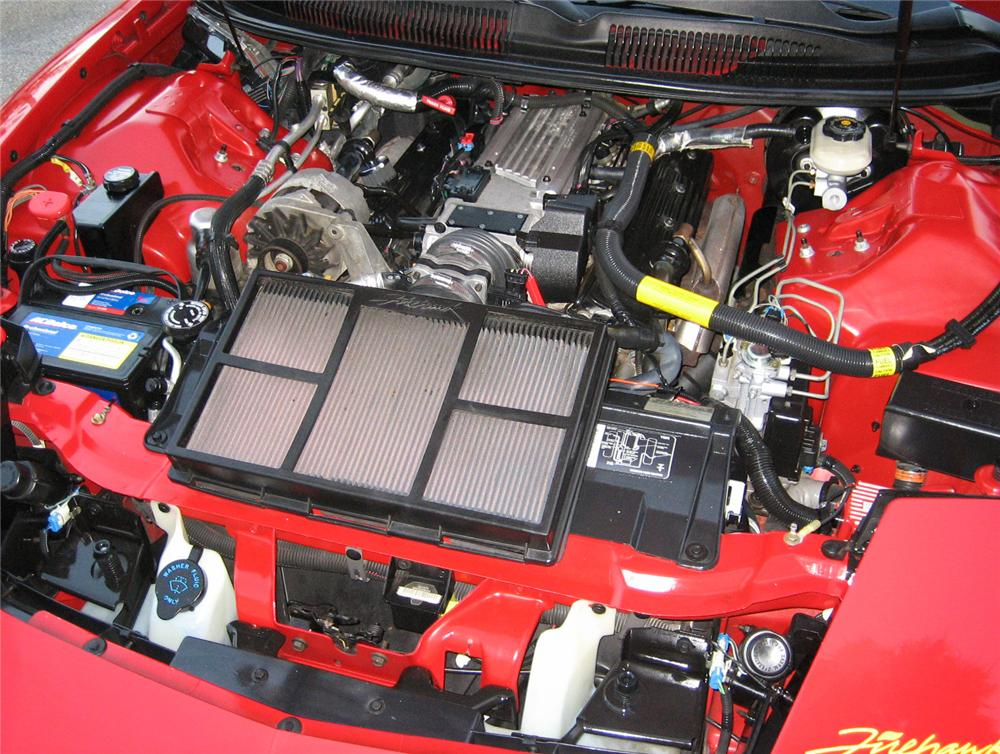 1994 PONTIAC FIREHAWK 2 DOOR COUPE - Engine - 89337