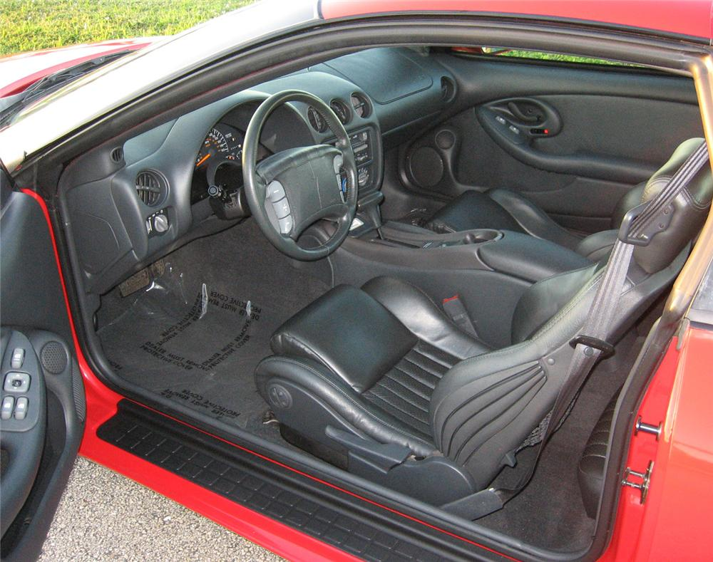 1994 PONTIAC FIREHAWK 2 DOOR COUPE - Interior - 89337