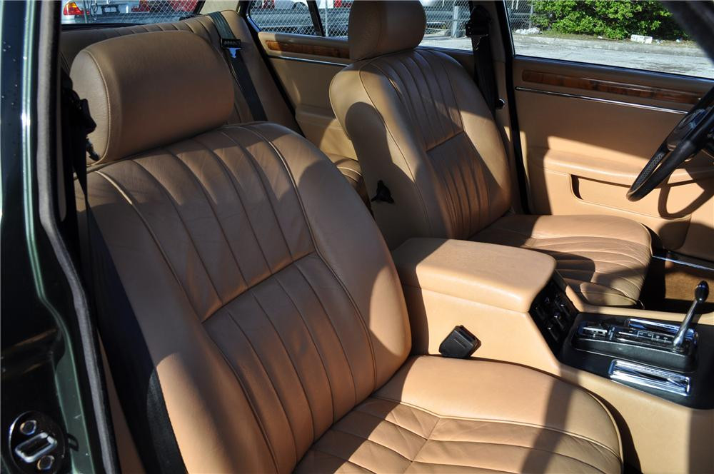 1987 JAGUAR XJ 6 4 DOOR SEDAN - Interior - 89576