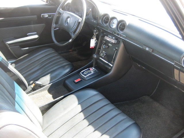 1972 MERCEDES-BENZ 450SL CONVERTIBLE - Interior - 89629