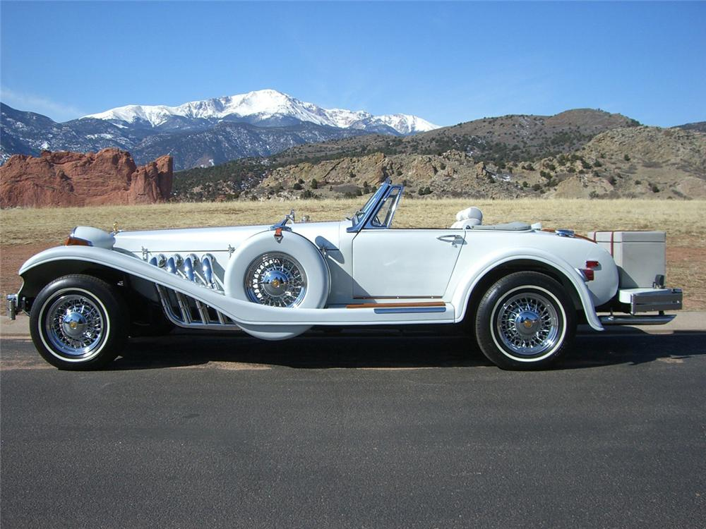 2000 SPECIAL CONSTRUCTION DUESENBERG RE-CREATION - Side Profile - 89637