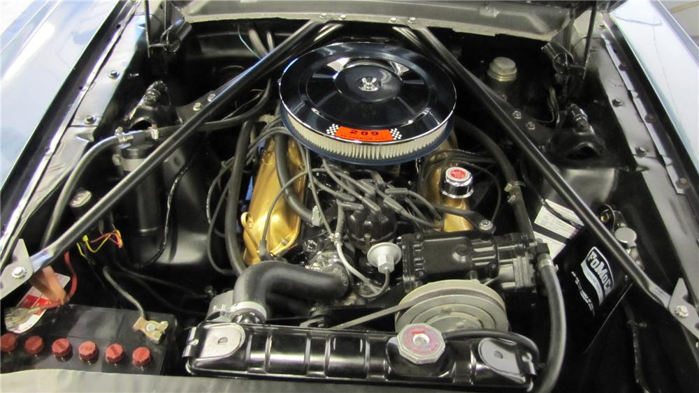 1965 FORD MUSTANG CONVERTIBLE - Engine - 89661