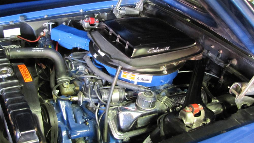 """1969 FORD MUSTANG 428 CJ """"R"""" FASTBACK - Engine - 89667"""